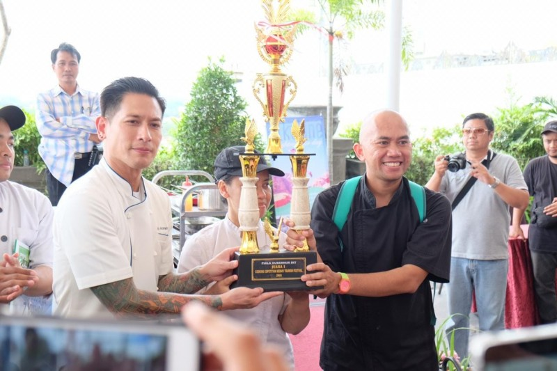 Grand Aston Yogyakarta Juarai Cooking Competition Merapi Tourism Festival 2018