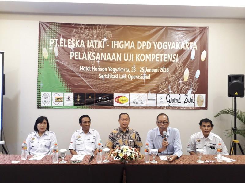 IHGMA Gelar Sertifikasi Laik Operasi (SLO) Instalasi Tenaga Listrik Pertama Di Yogyakarta
