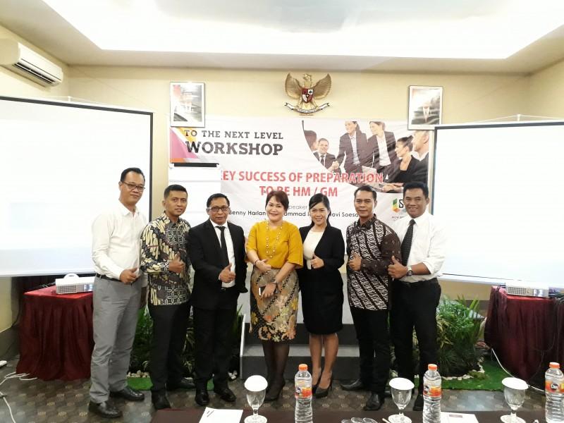 """HORISON Hotel Yakarta Jadi Tuan Rumah Workshop """"TO THE NEXT LEVEL"""""""