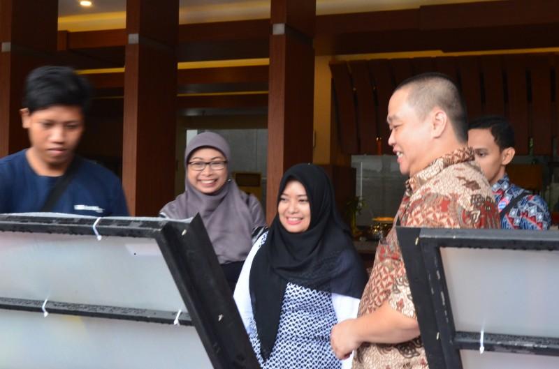 "Launching ""GLASS FUSION""  VKOOL Melati Yogyakarta"