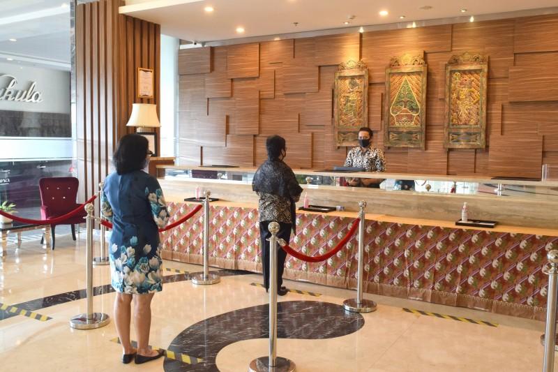 The Alana Yogyakarta siapkan New Normal  dengan Gerakan Hotel Sehat dan Bersih