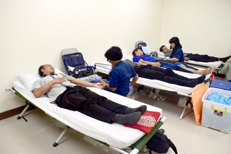 Grand Ambarrukmo Yogyakarta Rutin Laksanakan Kegiatan Donor Darah