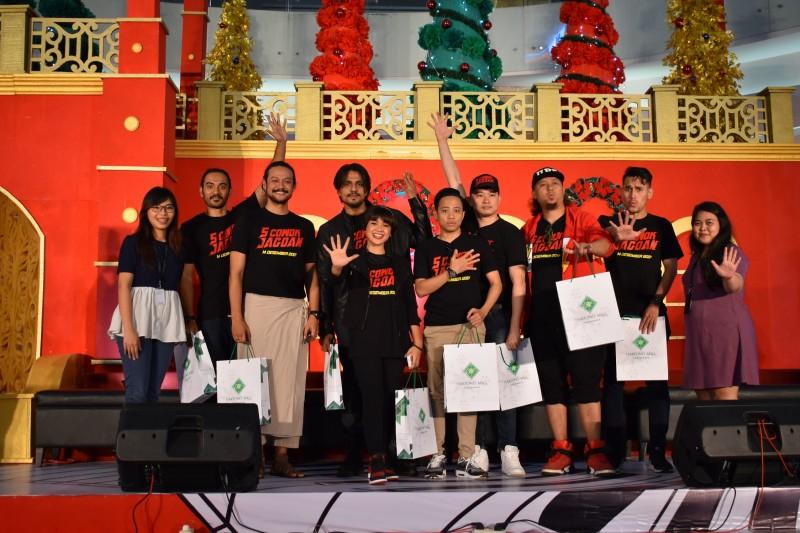 Hartono Mall Yogyakarta Gelar Meet & Greet Pemain Film 5 Cowok Jagoan