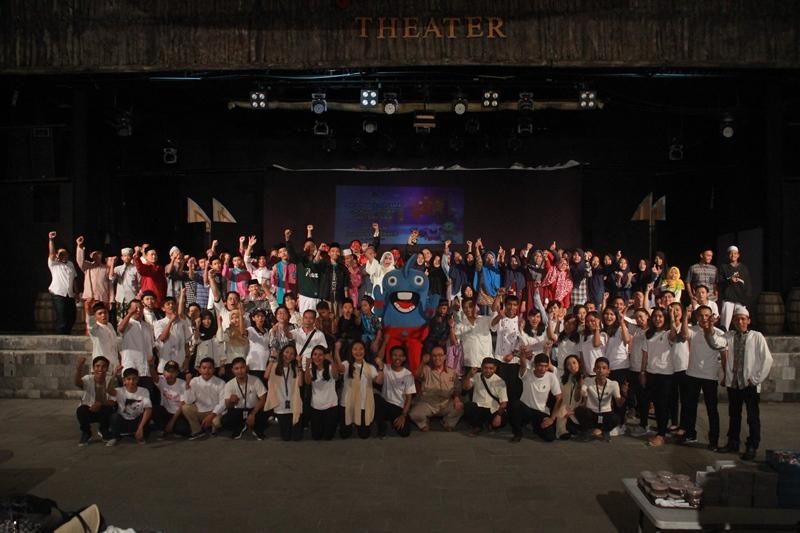 Rayakan Bulan Suci, Jogja Bay Berbagi Dengan Ratusan Anak Yatim & Dhuafa