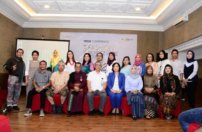 JCM Ultah Ke-4 Gelar Jogja Fashion Rendezvous 2018