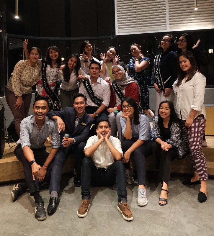 Komunitas 'Himpunan Humas Hotel Yogyakarta (H3Y)' Memperkenalkan Komite Kepengurusan 2020-2022