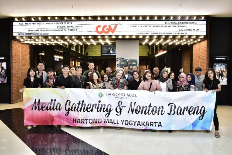 Hartono Mall Yogyakarta Sambut HUT RI Ke-73