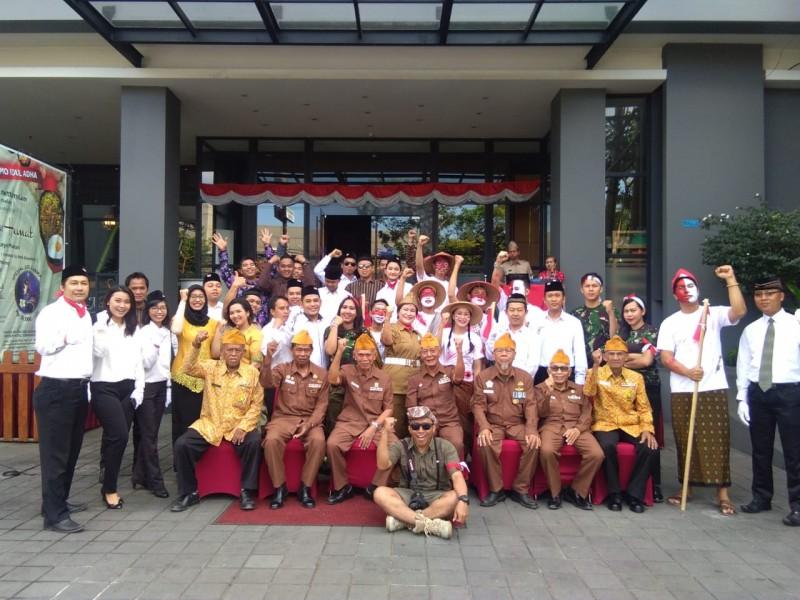 Horison Yogyakarta Apresiasi Legiun Veteran Indonesia