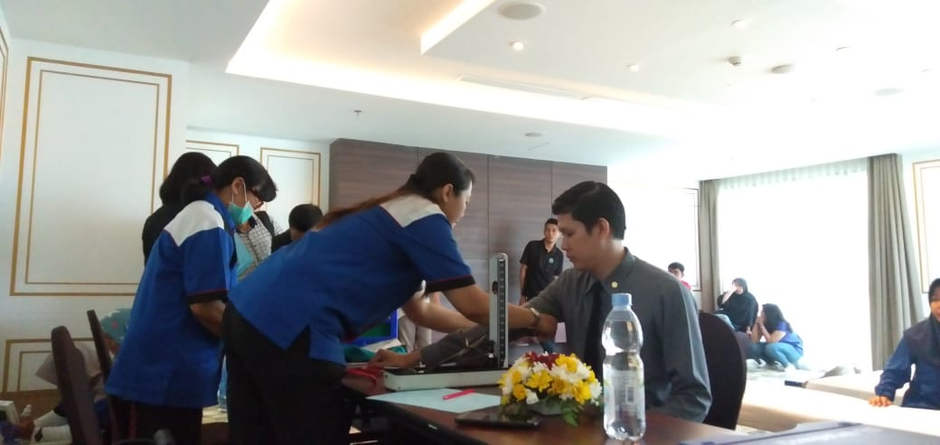 Rangkaian Anniversary, Swiss-Belboutique Yogyakarta Gelar Aksi Donor Darah