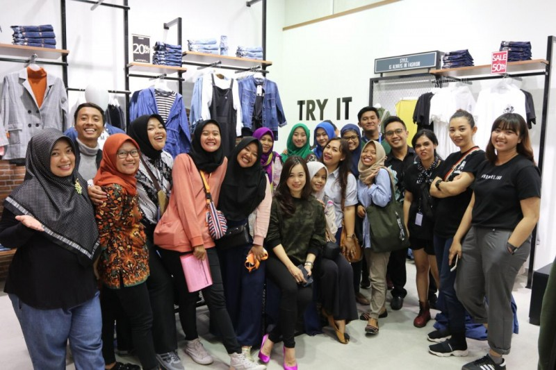 Grand Opening Hardware Clothing Di Hartono Mall Yogyakarta Bertema I Am Urban