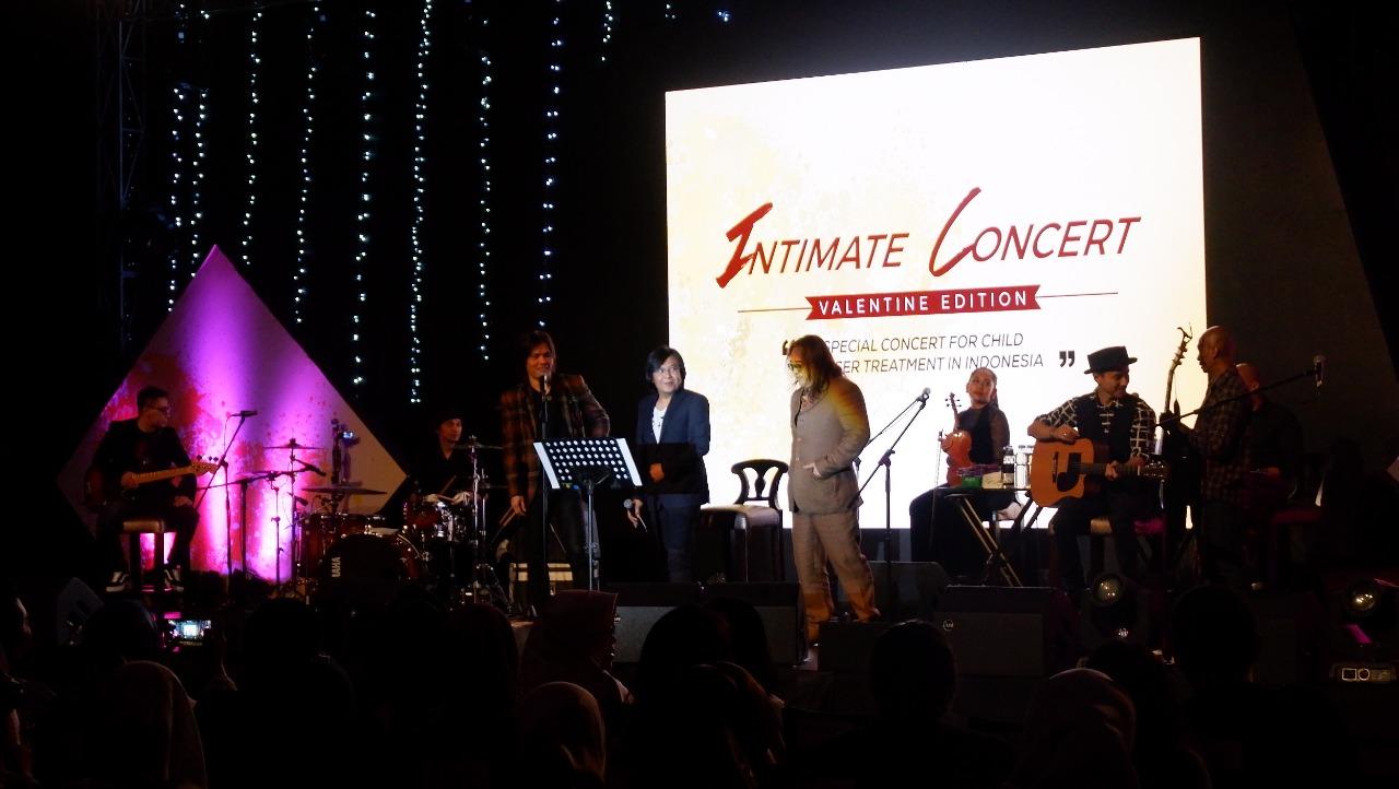Meriahkan Hari Kasih Sayang, Hotel Tentrem Yogyakarta Berbagi Kasih Untuk Penyintas Kanker Gelar intimate Concert