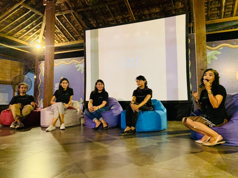 Film Daya, Film Pendek Berkisah Tentang Relasi Ibu & Anak Dalam Situasi Pandemi di Yogyakarta