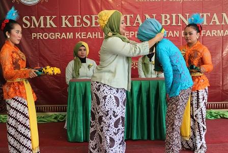 SMK Bina Tama Menghasilkan Praktisi Kesehatan Berkualitas Siap Kerja