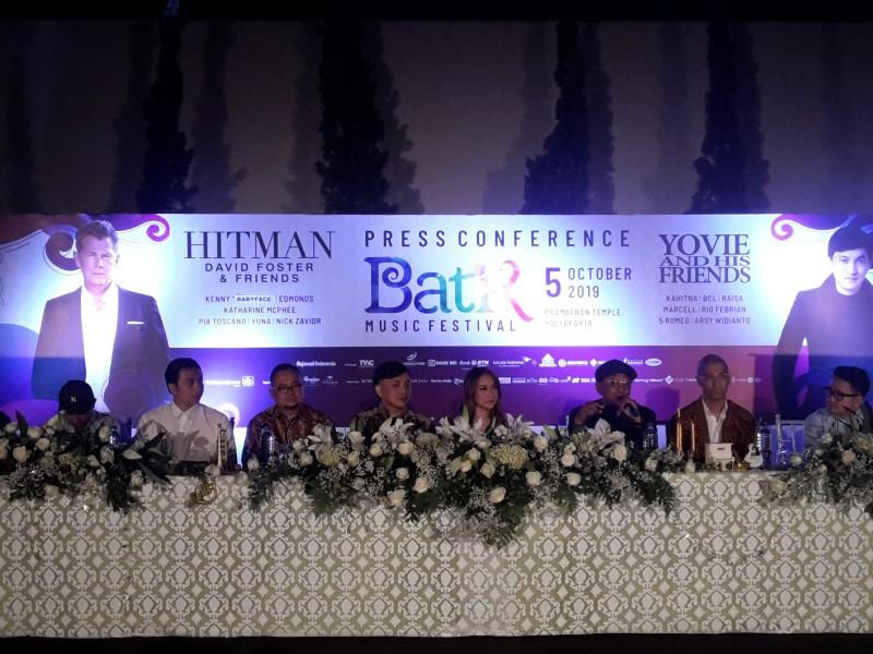 Rajawali Indonesia Gelar Batik Music Festival