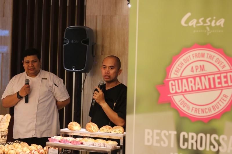 Cassia Jamin Croissant Terbaik Di Kota Jogja