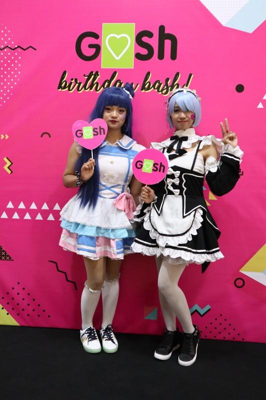 Dedikasi GOSH Untuk Penggemar Dengan Merayakan Birthday Bash Di Jogja