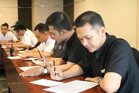 Uji Kompetensi Diharapkan Menjadikan Karyawan Profesional Dan Ahli Dibidangnya