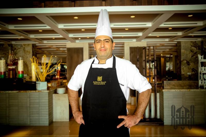 Berbuka Puasa dengan Hidangan Khas Timur Tengah ala Chef Rabih Yantany dari Ritz-Carlton Oman di Yogyakarta Marriott Hotel