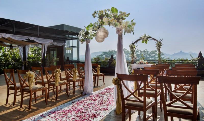 "Plataran Borobudur Mempersembahkan ""Exotic Indonesian Wedding Roadshow"""