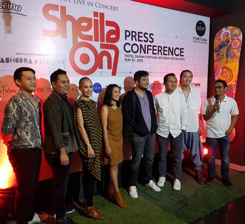 Dafam Fortuna Yogyakarta Bersama SHEILA ON 7 Siap Gemparkan Kota Jogja