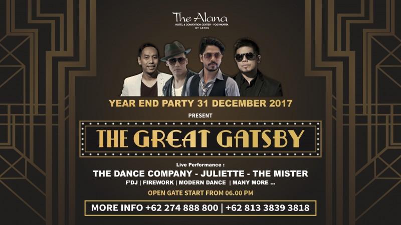 Sambut Tahun Baru The Alana Hotel Gelar Festive Season