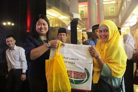 Jogja City Mall Mengajak 1000 Anak Panti Untuk Berbuka Puasa Bersama