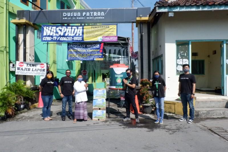 """Jogja City Mall Salurkan Bantuan Untuk  Para """"Pejuang Bangsa"""" Lawan Covid-19"""