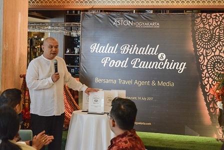 Grand Aston Yogyakarta Sajikan Semua Kelezatan Keju