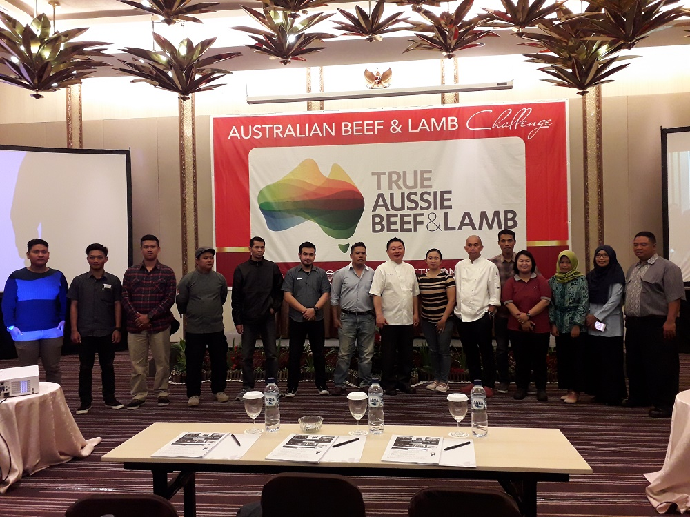 """True Beef Aussie"" Seminar Tentang Daging Australia di Grand Aston Yogyakarta"