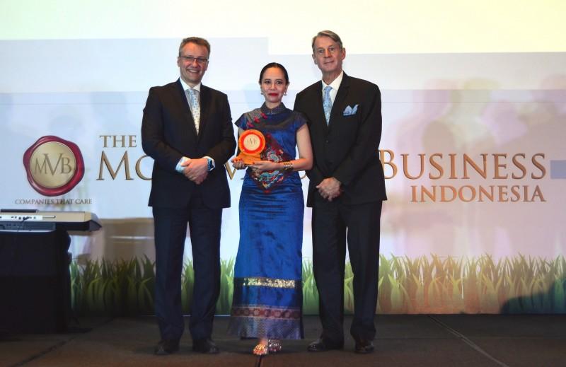 Royal Ambarrukmo Yogyakarta Mendapat Penghargaan Hotel Berbasis Dan Pelestari Budaya Terbaik