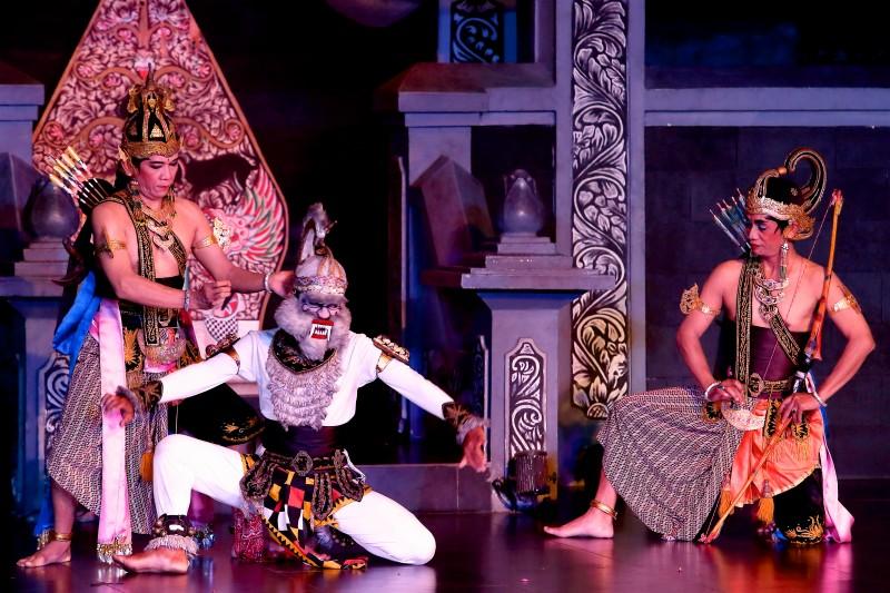 Gratis Menyaksikan Ramayana Ballet Purawisata untuk Pelajar & Mahasiswa DIY