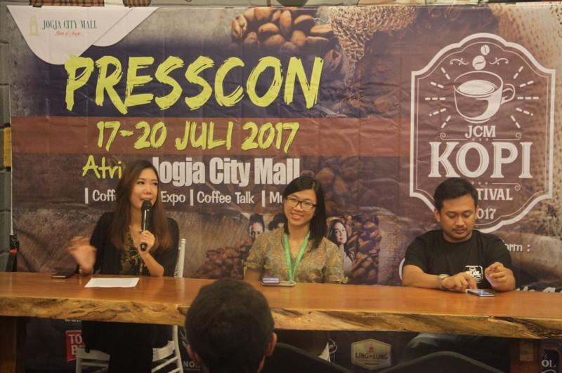 Jogja City Mall Kumpulkan Para Penikmat Kopi Sejati