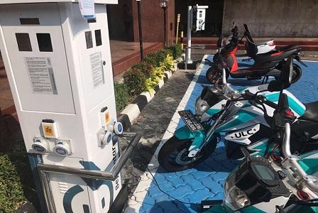 875  SPLU Siap Berikan Pelayanan Untuk Kendaraan Listrik