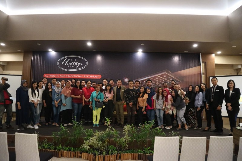 "The Heritage Place Hadir Kembali dengan Konsep Baru  ""Authentic and Traditional Restaurant"""