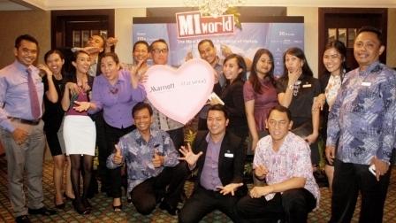 Ekspansi Marriott International Dengan 30 Brand Terkemuka