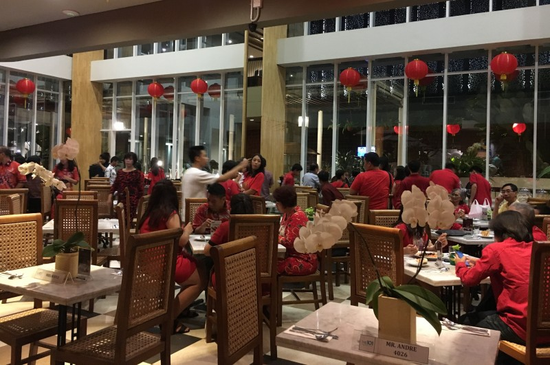 Lunar New Year Dinner THE 1O1 Yogyakarta Tugu