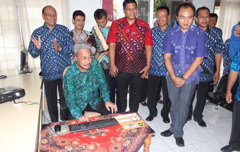 Saber Pungli Lewat Media On Line Bagi Masyarakat Kulon Progo