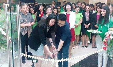 Grand Opening Larissa Cabang Hartono Mall Jogja