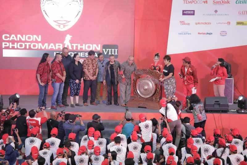 Canon PhotoMarathon 2016-Yogyakarta Berlangsung Seru dan Meriah