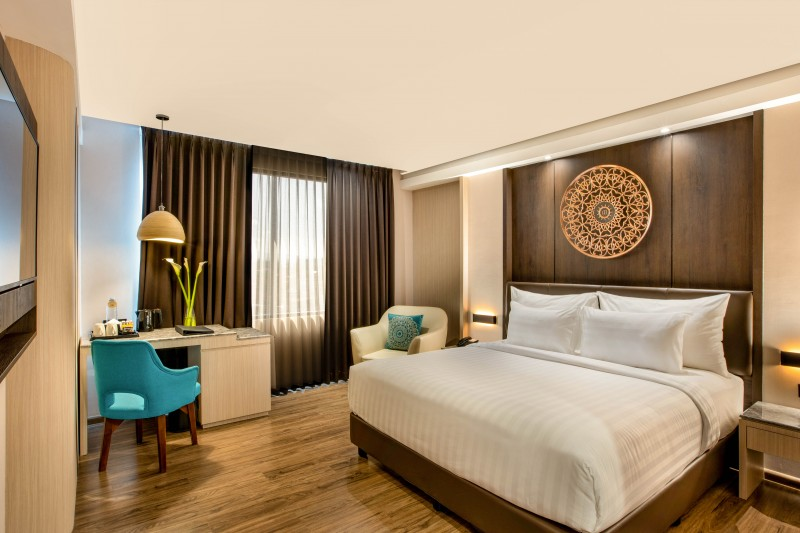 Pesan Hotel Kini dan Menginap Suka-Suka Selama Tahun 2021 Di The Manohara Hotel