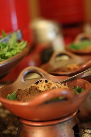 Saffron Restaurant Angkat Masakan Khas Sunda di